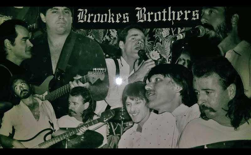 Brookes Brothers Band