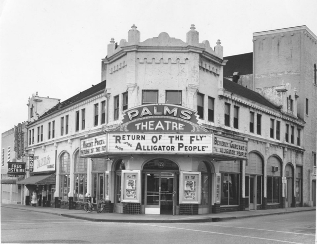 The Palms Theatre
